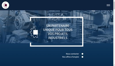 Site internet de Maintenance Industrielle