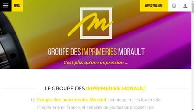Site internet de Est Imprimerie