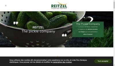 Site internet de Reitzel France