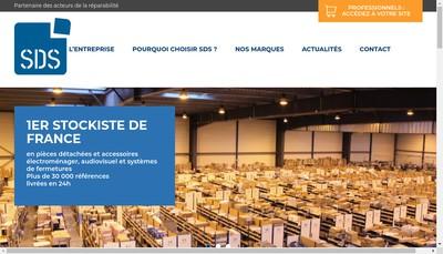 Site internet de SDS