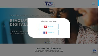 Site internet de T2I