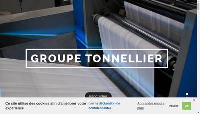 Site internet de Imprimerie Malherbe