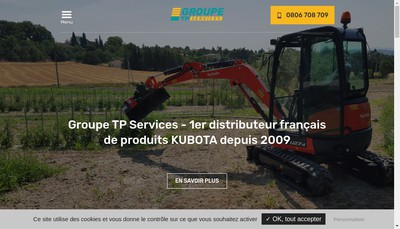 Site internet de 13 Tp Services