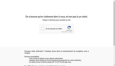 Site internet de Clara Automobiles