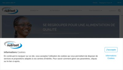 Site internet de Onyx Developpement SAS