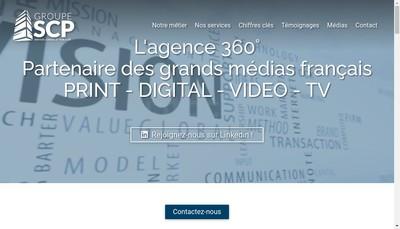 Site internet de Services-Conseils & Publicite