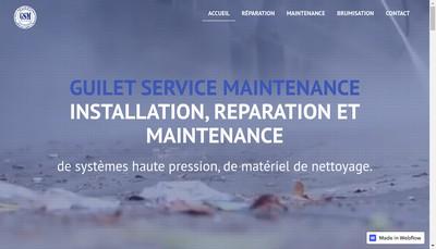 Site internet de Gsm Haute Pression