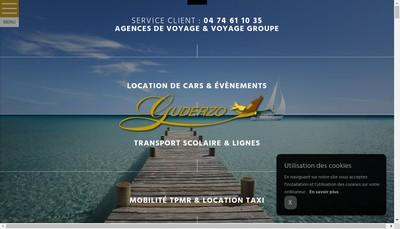 Site internet de Guderzo
