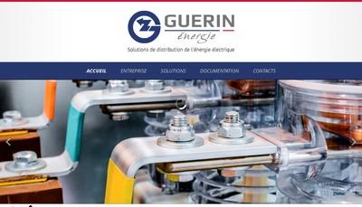 Site internet de SA Guerin