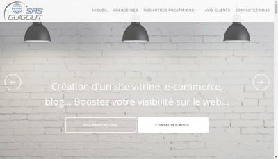 Site internet de Guigout SAS