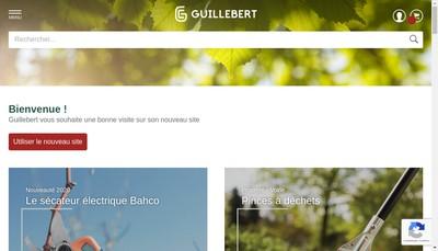 Site internet de Saelen Industrie Saelen Distribution et Guillebert