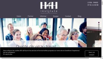 Site internet de H4H