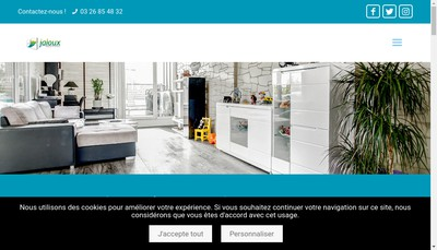 Site internet de Facade Evolution