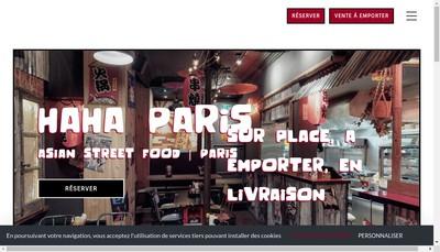 Site internet de Le Clan des Jules