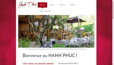 Site internet de Hanh Phuc