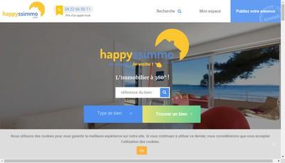 Site internet de Happyssimmo Com