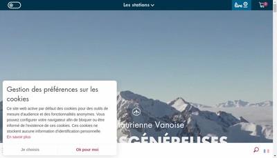 Site internet de Sem du Mont Cenis
