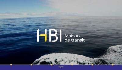 Site internet de Hbi
