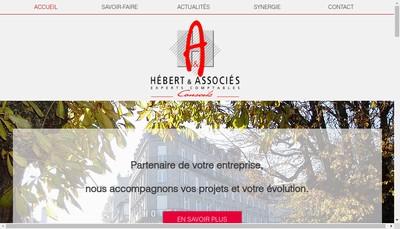 Site internet de Hebert et Associes - Experts Comptables Conseils
