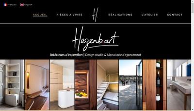 Site internet de SARL Felix Hegenbart
