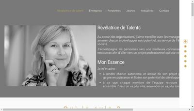 Site internet de Helene Sejourne