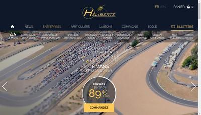 Site internet de Heliberte