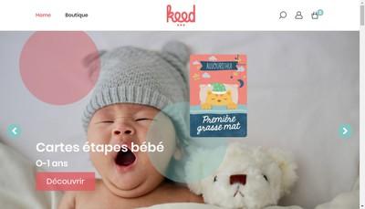 Site internet de Keed