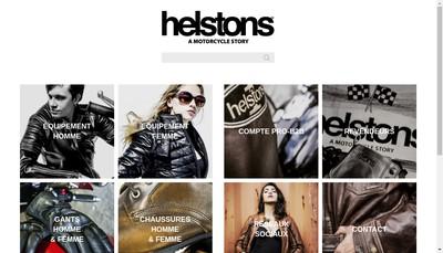 Site internet de Helston'S
