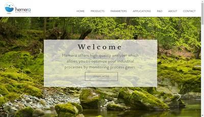 Site internet de Hemera