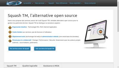 Site internet de Qualixo