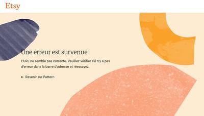 Site internet de Henriette et Concha