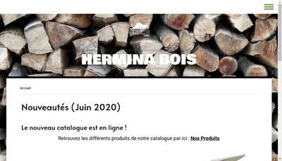 Site internet de Hermina Bois