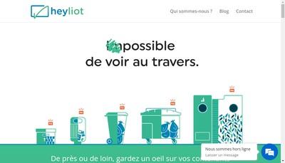Site internet de Heyliot