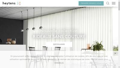 Site internet de Heytens