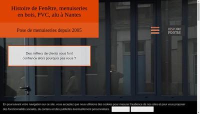 Site internet de Histoire de Fenetre