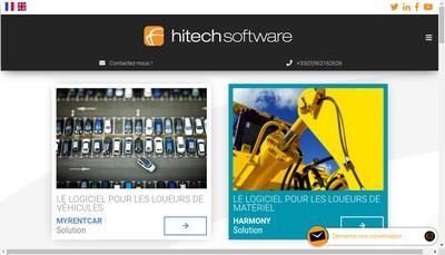 Site internet de hitechsoftware
