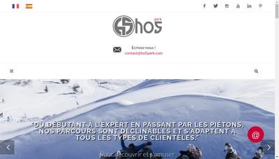 Site internet de Nsi Ho5Park