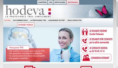 Site internet de Hodeva