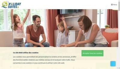 Site internet de Evancy SARL