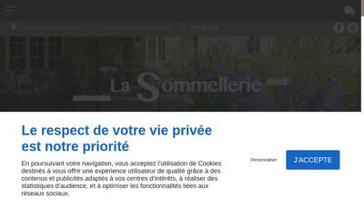 Site internet de Cmcj'S Hotel