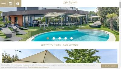 Site internet de Le Colisee