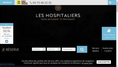 Site internet de Le Mistral