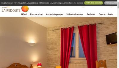 Site internet de La Redoute