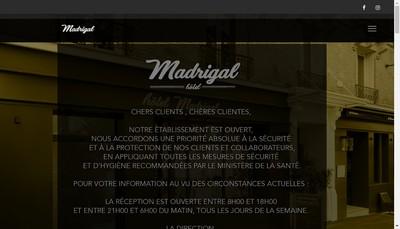 Site internet de M Mangeaver