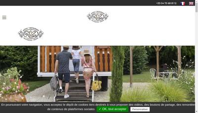 Site internet de Hotel Restaurant le Relais