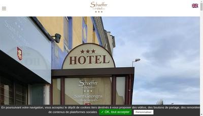 Site internet de Saint Georges