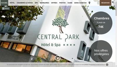 Site internet de Knc Hotels