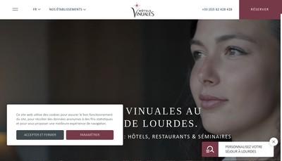 Site internet de Sainte Rose