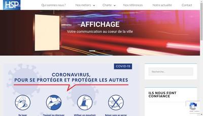 Site internet de Edisag