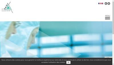 Site internet de Hti Med